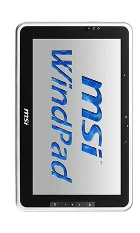 MSI WindPad W100
