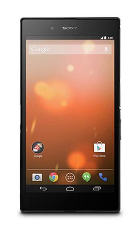 Xperia Z Ultra Google Play Edition